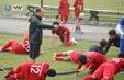 HLV Park Hang Seo giao bài tập thể lực siêu nặng cho U23 Việt Nam