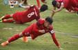 VIDEO: Cận cảnh các bài tập thể lực khiến cầu thủ U23 Việt Nam