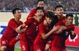 Kết quả, BXH các bảng vòng loại U23 châu Á 2020: U23 Việt Nam nhất bảng K một cách tuyệt đối