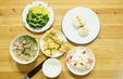Vào bếp với thực đơn rau củ