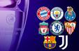 Champions League: Đã xác định 8 đội vào vòng 1/8