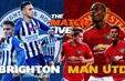 Brighton - Man Utd: Thừa thắng tiến lên (02h15 ngày 1/7, Vòng 32 Ngoại hạng Anh)