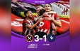 Sheffield 3-1 Tottenham: Kết quả bất ngờ, top 4 xa dần