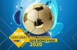 VTV tường thuật trực tiếp Gala Quả bóng Vàng Việt Nam 2020