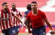Ngược dòng trong 7 phút, Atletico Madrid tiến sát ngôi vô địch
