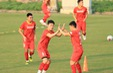 Xuân Trường trở lại tập luyện cùng ĐT Việt Nam