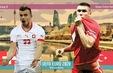 TRỰC TIẾP BÓNG ĐÁ ĐT Thuỵ Sĩ 0-0 ĐT Thổ Nhĩ Kỳ: Hiệp 1