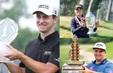 Những nhà vô địch golf trong tuần qua