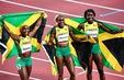 Jamaica độc chiếm huy chương tại nội dung 100m nữ