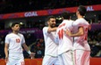 HIGHLIGHTS   ĐT Iran 4-2 ĐT Mỹ   Bảng F FIFA Futsal World Cup Lithuania 2021™