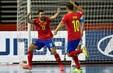 HIGHLIGHTS   ĐT Tây Ban Nha 4-2 ĐT Nhật Bản   Bảng E FIFA Futsal World Cup Lithuania 2021™