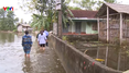 10 ngày sau mưa lũ, người dân Thanh Hóa vẫn sống chung với lụt