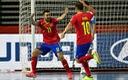 VIDEO Highlights   ĐT Tây Ban Nha 4-2 ĐT Nhật Bản   Bảng E FIFA Futsal World Cup Lithuania 2021™