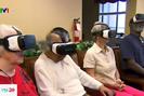 Công nghệ thực tế ảo giúp người cao tuổi duy trì sự minh mẫn