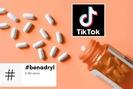 Cảnh báo nguy hiểm từ thử thách uống thuốc dị ứng trên TikTok