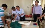 Tập trung chăm sóc, điều trị các nạn nhân ngập lụt ở Khánh Hòa