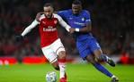 TRỰC TIẾP BÓNG ĐÁ Ngoại hạng Anh, Arsenal 0-0 Chelsea: Hiệp 1