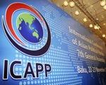 Đoàn đại biểu Đảng Cộng sản Việt Nam tham dự Hội nghị ICAPP