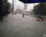 Bão Fung-Wong đổ bộ Philippines, gây lũ lụt nghiêm trọng