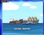 Tăng cường tìm kiếm 8 thuyền viên mất tích sau vụ đâm va tàu biển