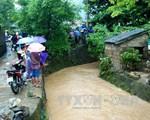 Quảng Ninh: Mưa to, 1 người bị nước cuốn trôi