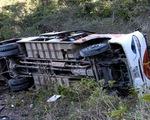 Peru: Xe bus lao xuống vực, hơn 50 người thương vong