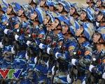 Nức lòng những hình ảnh từ Lễ diễu binh, diễu hành mừng 70 năm Quốc khánh