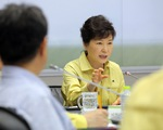 Bạn thân bà Park Geun-hye về Hàn Quốc hợp tác điều tra