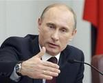 Nga quyết tâm tăng cường sức mạnh quân sự