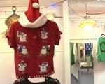 Mốt sắm áo len mùa Giáng sinh tại Mỹ