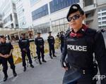 Thái Lan tăng cường an ninh xung quanh Đại sứ quán Trung Quốc