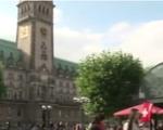 Đức rút khỏi danh sách đăng cai Olympics 2024