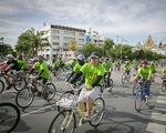 10.000 người đạp xe kêu gọi ứng phó với biến đổi khí hậu tại Philippines
