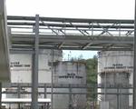 Nhà máy sản xuất Ethanol làm việc cầm chừng