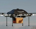 Google, Walmart, Amazon chạy đua giao hàng bằng máy bay không người lái