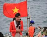 BTV Nguyễn Ngân: 'Những chuyến đi tác nghiệp giúp tôi thêm bản lĩnh'
