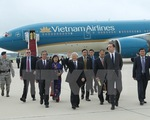 Tổng Bí thư dự lễ bàn giao chiếc Boeing 787-9 Dreamliner đầu tiên