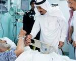 Quốc vương Saudi Arabia cam kết tìm ra nguyên nhân vụ sập cần cẩu ở Mecca