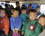 28 trẻ em bị nhồi nhét trên xe 7 chỗ tại Trung Quốc