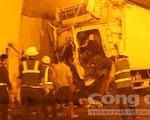 TNGT trong hầm đường bộ Hải Vân, 1 người chết