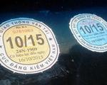 Bộ Tài chính quyết định bỏ tem nộp phí sử dụng đường bộ với ô tô