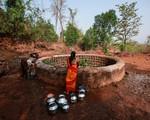 Ấn Độ: Đàn ông lấy nhiều vợ để đi... xách nước