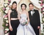 Victor Vũ và Đinh Ngọc Diệp bí mật kết hôn ở Mỹ