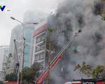 13 người chết trong vụ cháy quán karaoke ở đường Trần Thái Tông