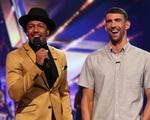 """Kình ngư Michael Phelps bất ngờ xuất hiện ở America""""s Got Talent"""
