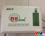 Máy Ozone khử 99#phantram vi khuẩn: DN ngạc nhiên trước thông tin quảng cáo của chính mình