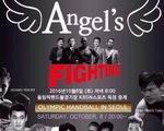 Sỹ Toàn so găng với nghệ sĩ Hàn tại Angels Fighting 2016