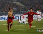 VIDEO Mỹ Đình 'nổ tung' với bàn thắng nâng tỷ số 2-1 của Vũ Minh Tuấn