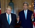 Mỹ, Anh cân nhắc trừng phạt Syria và Nga