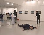 Đại sứ Nga tại Thổ Nhĩ Kỳ bị ám sát khi đang phát biểu tại triển lãm tranh